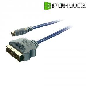 Kabel adaptéru S-Video/SCART Sound & Image 2 m