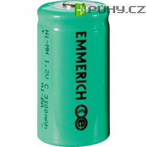 Akumulátor Emmerich, NiMH, C, 3500 mAh