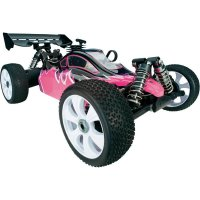 RC model Nitro Buggy Team C Stoke N TR8, 1:8, 4WD, stavebnice
