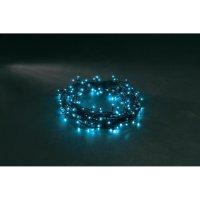 Světelný řetěz s mikro LED Konstsmide, 120 LED, modrá