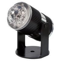 LED efektový reflektor Mc Crypt GST-104B, multicolour