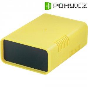 Univerzální pouzdro polystyrolové, (d x š x v) 135 x 95 x 45 mm, žlutá