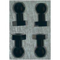 Kulové klouby závěsu Reely, 6 mm (S6060)