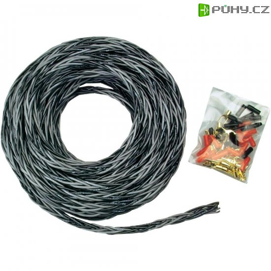 Reproduktorový kabel Sinus Live, 8pólový, 10 m - Kliknutím na obrázek zavřete