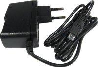 Napáječ, síťový adaptér USB 5V/2A spínaný, koncovka USB micro