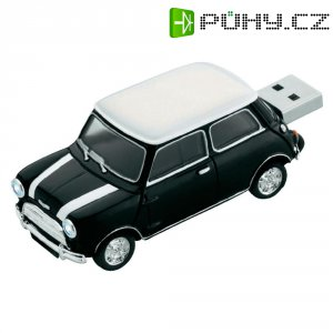 Flash disk Mini Cooper 4 GB, USB 2.0