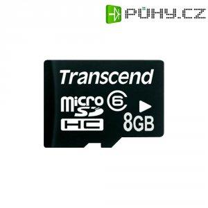 Paměťová karta microSDHC Transcend 8GB Class 6