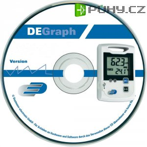 Software TFA DE Graph, 311047, pro LOG 10