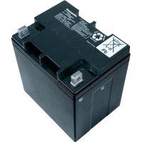Olověný akumulátor, 12 V/28 Ah , Panasonic LC-X1228AP