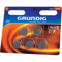 Knoflíková baterie Grundig CR2025, lithiová, 5 ks