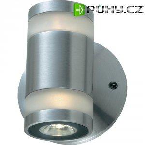 Nástěnné LED svítidlo Sygonix Melfi, 2x 1 W, teplá bílá