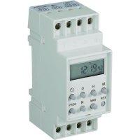 Digitální spínací hodiny na DIN lištu, 230 V/AC