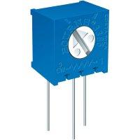 Odporový trimr Bourns, 3386H-1-202LF, 2 kΩ, 0,5 W, ± 10 %