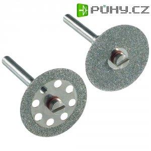 Diamantové řezací kotouče, Ø 22 mm, 1 pár