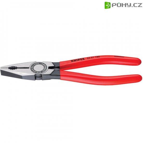 Kombinované kleště Knipex 03 01 200, 200 mm - Kliknutím na obrázek zavřete