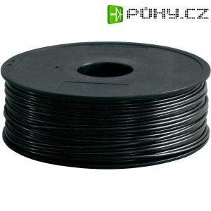 Náplň pro 3D tiskárnu, Renkforce ABS300B1, ABS, 3 mm, 1 kg, černá