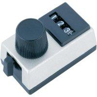 Nastavitelná stupnice Vishay 15.01.11, 6,35 mm, šedá/černá
