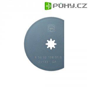 Segmentový pilový list HSS 80 mm