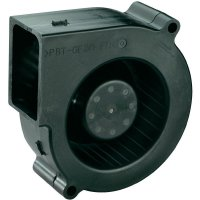 Axiální ventilátor NMB Minebea BG0703-B055-000-00, 75.7 x 75.7 x 30 mm, 24 V/DC