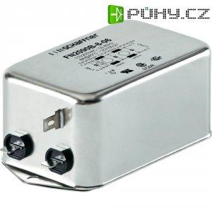 Odrušovací filtr Schaffner FN2090-6-06, 250 V/AC, 6 A