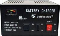 Nabíječka Pb baterií 6 - 12V / 6A s ampermetrem