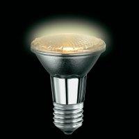 Halogenová žárovka Sygonix, E27, 28 W, 82 mm, stmívatelná, teplá bílá