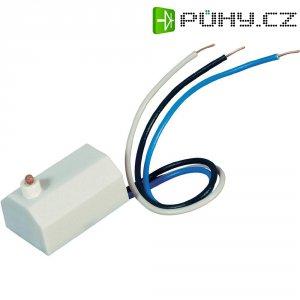 Soumrakový spínač pro úsporné žárovky interBär 8812-006.81, 230 V/ 0,4 A, černá