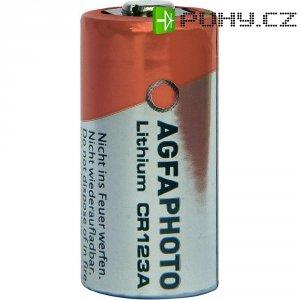 Lithiová fotobaterie Agfaphoto , CR123A 3 V