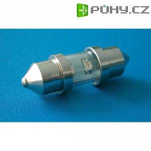 LED sufitka Eufab, 13471, 12 V, 31 mm, bílá