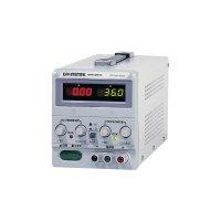 Laboratorní spínací síťový zdroj GW Instek SPS-3610, 0 - 36 VDC, 0 - 10 A, 360 W
