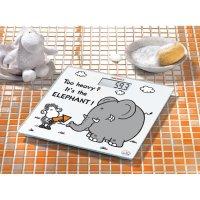 Digitální osobní váha Soehnle Sheepworld too heavy, bílá