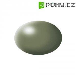 Airbrush barva Revell Aqua Color, 18 ml, rákosově zelená matná