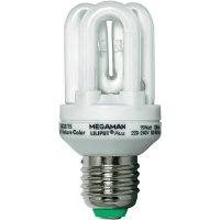 Úsporná žárovka trubková Megaman Liliput Plus E27, 15 W, denní bílá