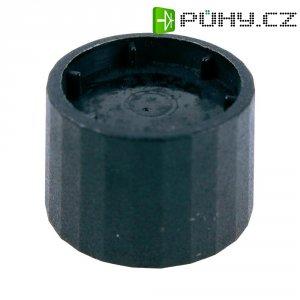 Otočný knoflík Cliff CL172877, pro sérii K12, 6 mm, černá