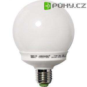 Úsporná žárovka kulatá Megaman Compact Globe E27, 11 W, teplá bílá