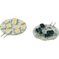 LED žárovka 36 mm Renkforce 30 V G4 1.5 W = 10 W 1 ks