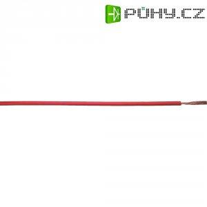 Instalační kabel Multinorm 0,5 mm² - červená