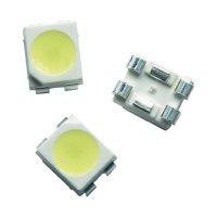 SMD LED PLCC4 Avago Technologies, ASMT-QYBC-NGJ0E, 150 mA, 3,4 V, 120 °, teplá bílá