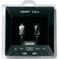 Sound and Image Premium HS HDMI kabel s Ethernetem, 2 m