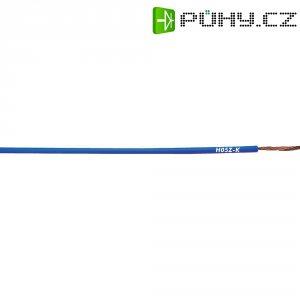 Kabel LappKabel H05Z-K (4725091), 1x 0,50 mm², 1 m, oranžová