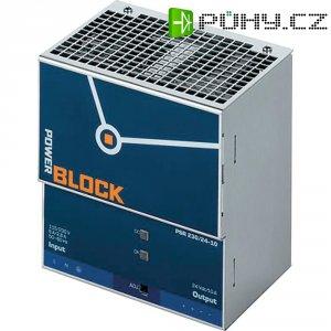 Napájecí zdroj na DIN lištu Block PSR 230/12-8, 8 A, 11 - 15 V/DC