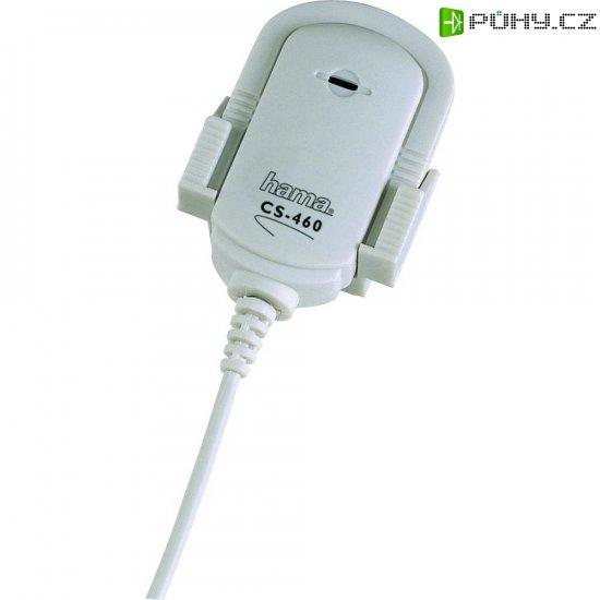 Mikrofon s klipem, Hama CS 460 - Kliknutím na obrázek zavřete