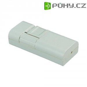 Kabelový stmívač posuvný Ehmann, 2020c0000, 230 V/AC, 20 - 200 W, bílá