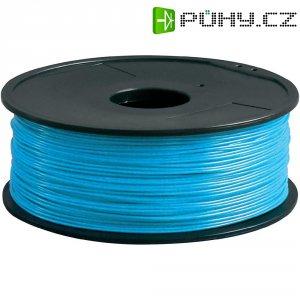 Náplň pro 3D tiskárnu, Renkforce PLA175D1, PLA, 1,75 mm, 1 kg, světle modrá