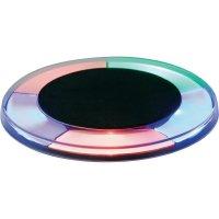 Párty tácek s LED osvětlením TiP Party Coaster, 3874, barevná