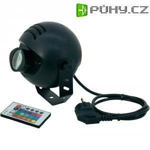 LED reflektor Eurolite PST-9W TCL, 51916202, 9 W, barevná