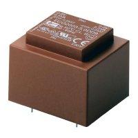 Transformátor do DPS Block Eco2003, 230 V/2x 9 V, 2x 277 mA, 5 VA