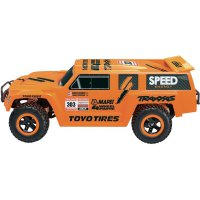 RC model EP Monstertruck Traxxas Robby Gordon, 1:10, 2WD, RtR 2.4 GHz