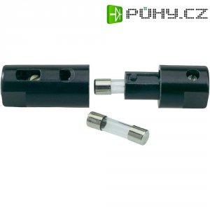 Držák pojistek AIV, 6 mm², šroubovatelný