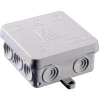 Rozbočovací krabice do vlhkých prostor Wiska KA 12, IP54, červená, 10060825
